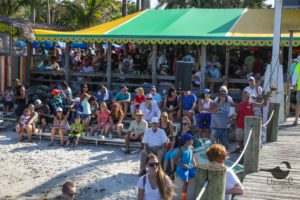 blue water open fishing for charity event