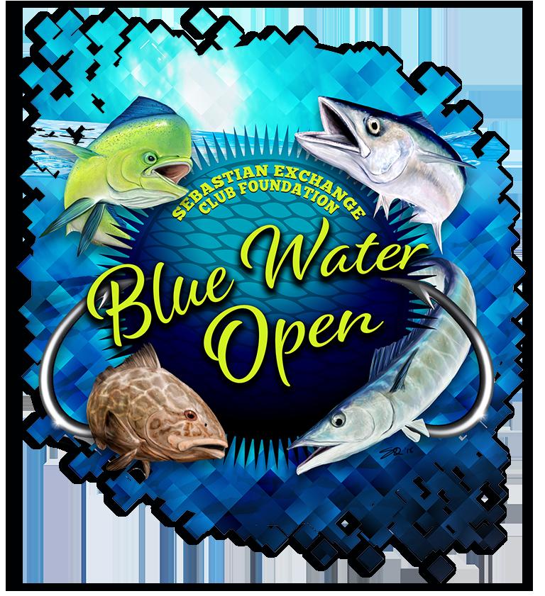 Blue Water Open Charity Off Shore Fishing Tournament by Exvhange Club of Sebastian, FL