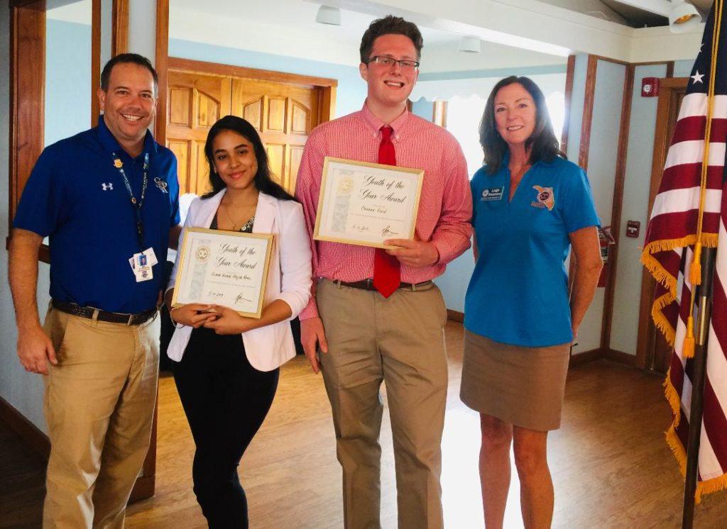 B;ue Water Open foundation awards
