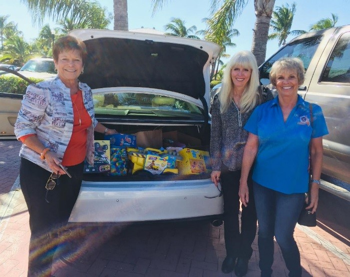 Sebastian Exchange Club outreach to support children in our community