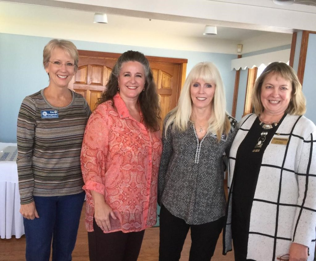 New Members, Exchange Club of Sebastian, florida