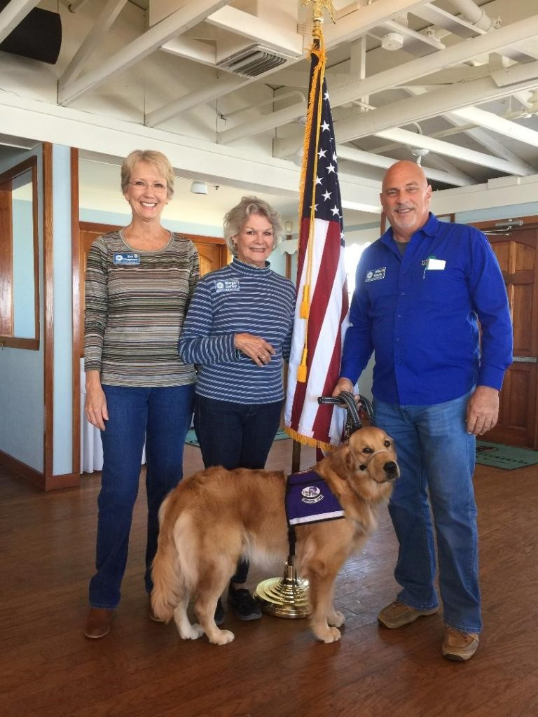 Sebastian Exchange Club gives back to local charities