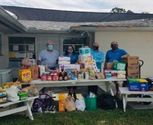 Exchange Club, donations to community, charity giving, community support