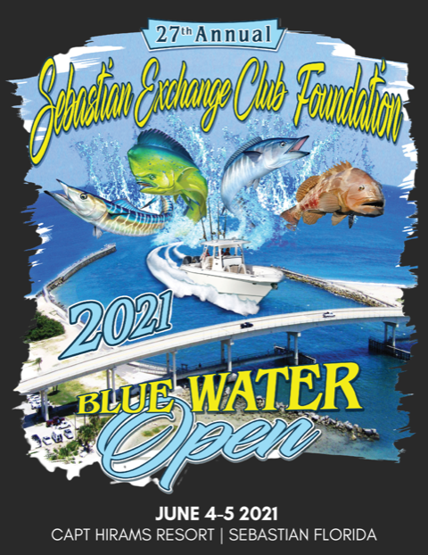 Save the date for BlueWater Open 2021