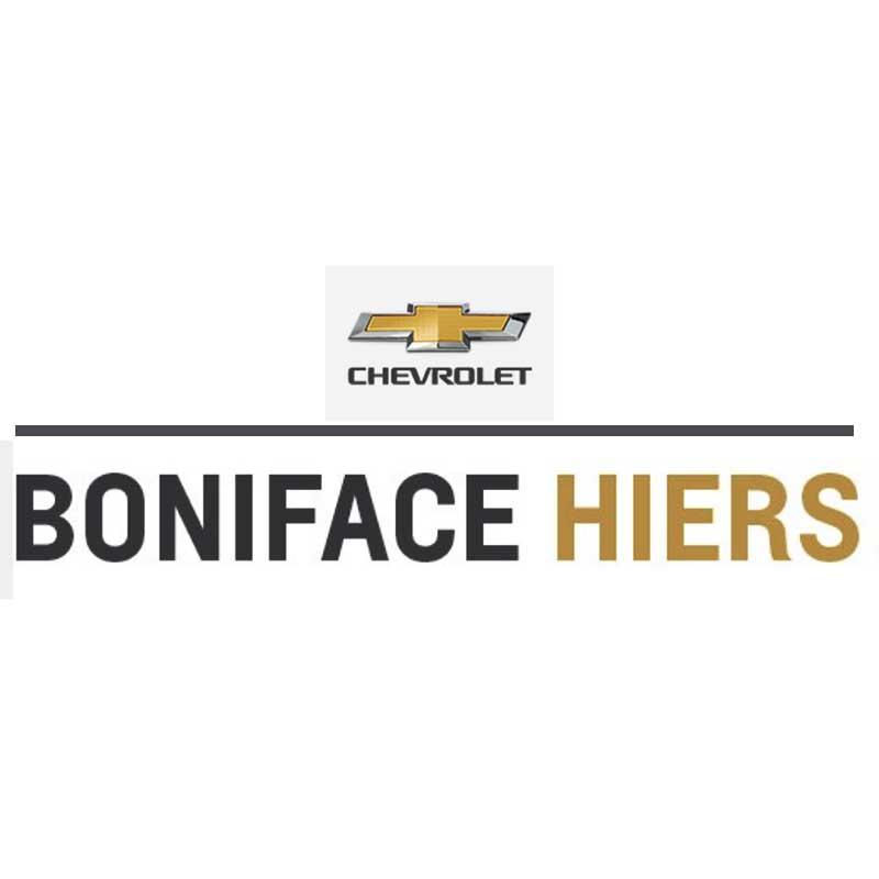 Boniface Hiers Chevrolet Sponsors Blue Water Open