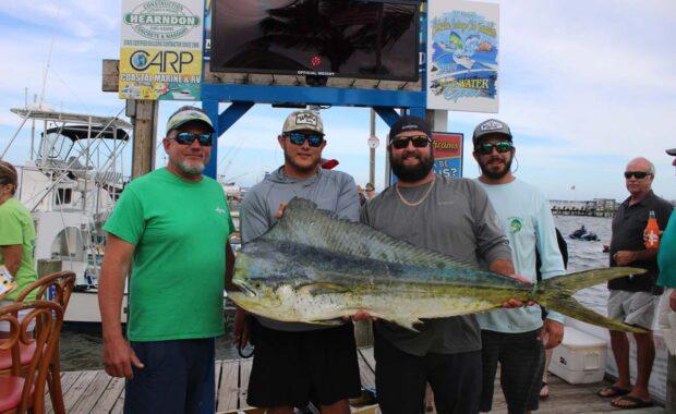 2021 BlueWater Open Fishing Tournament